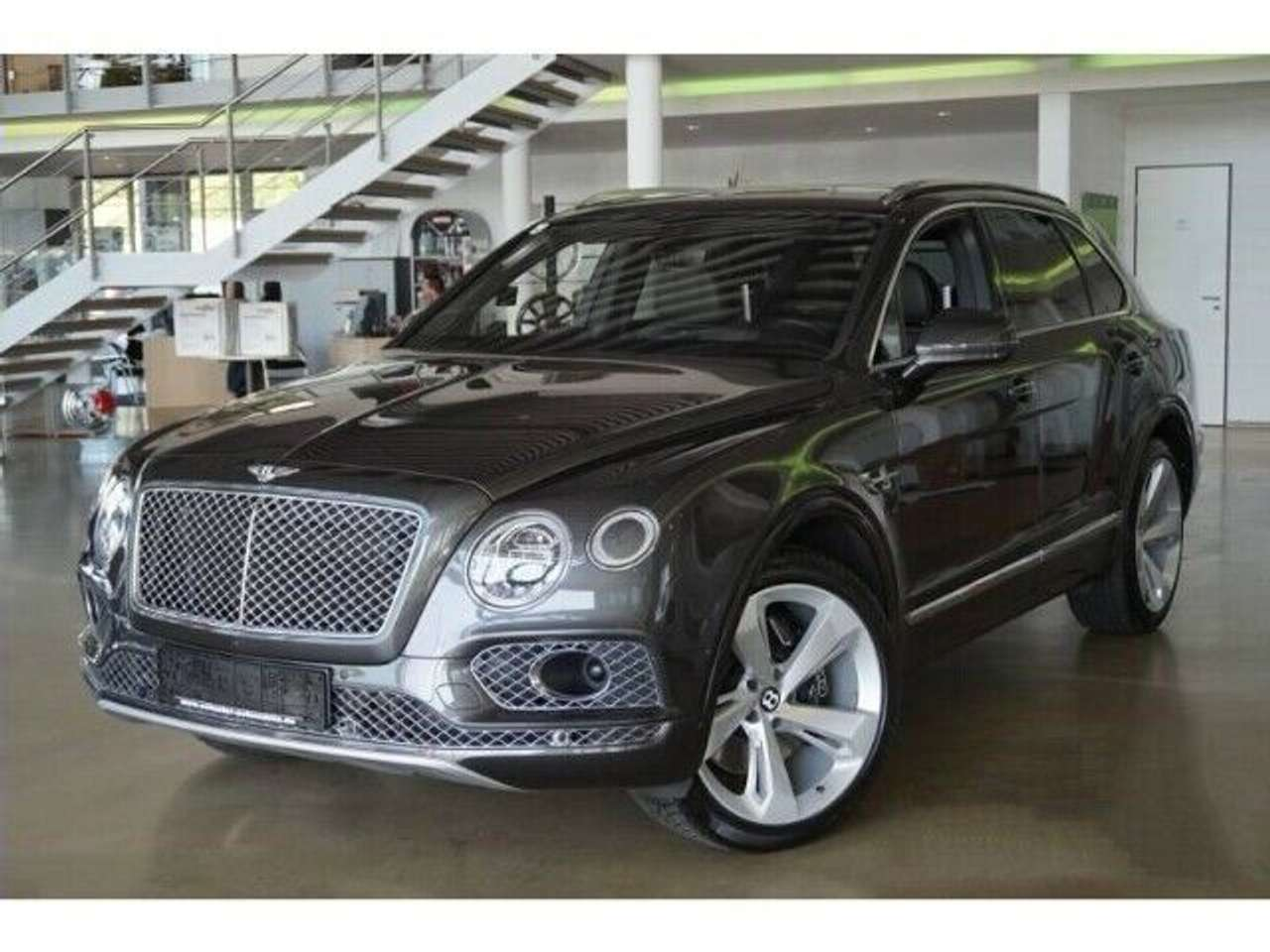 Coches por Bentley Bentayga