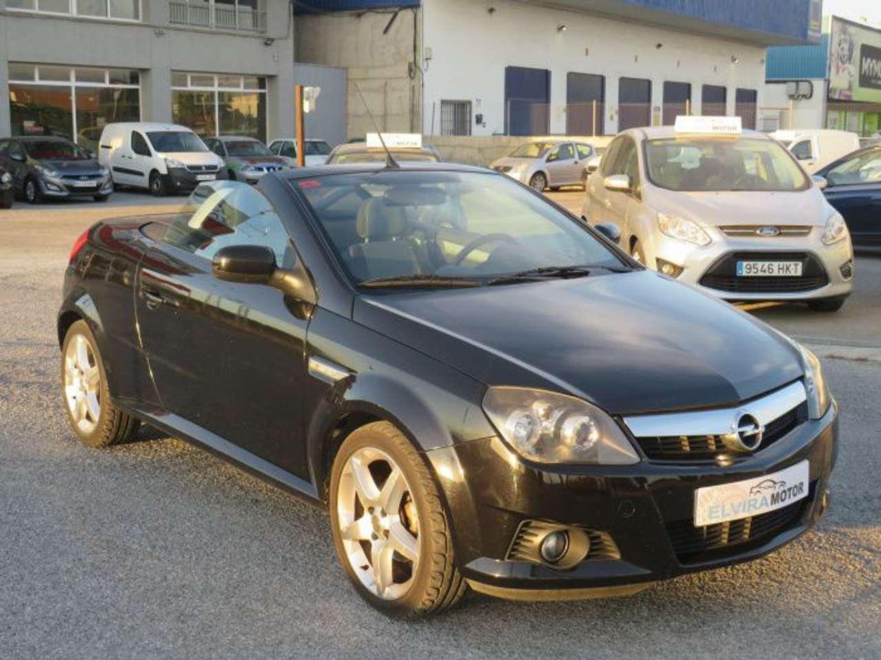 Coches por Opel Tigra