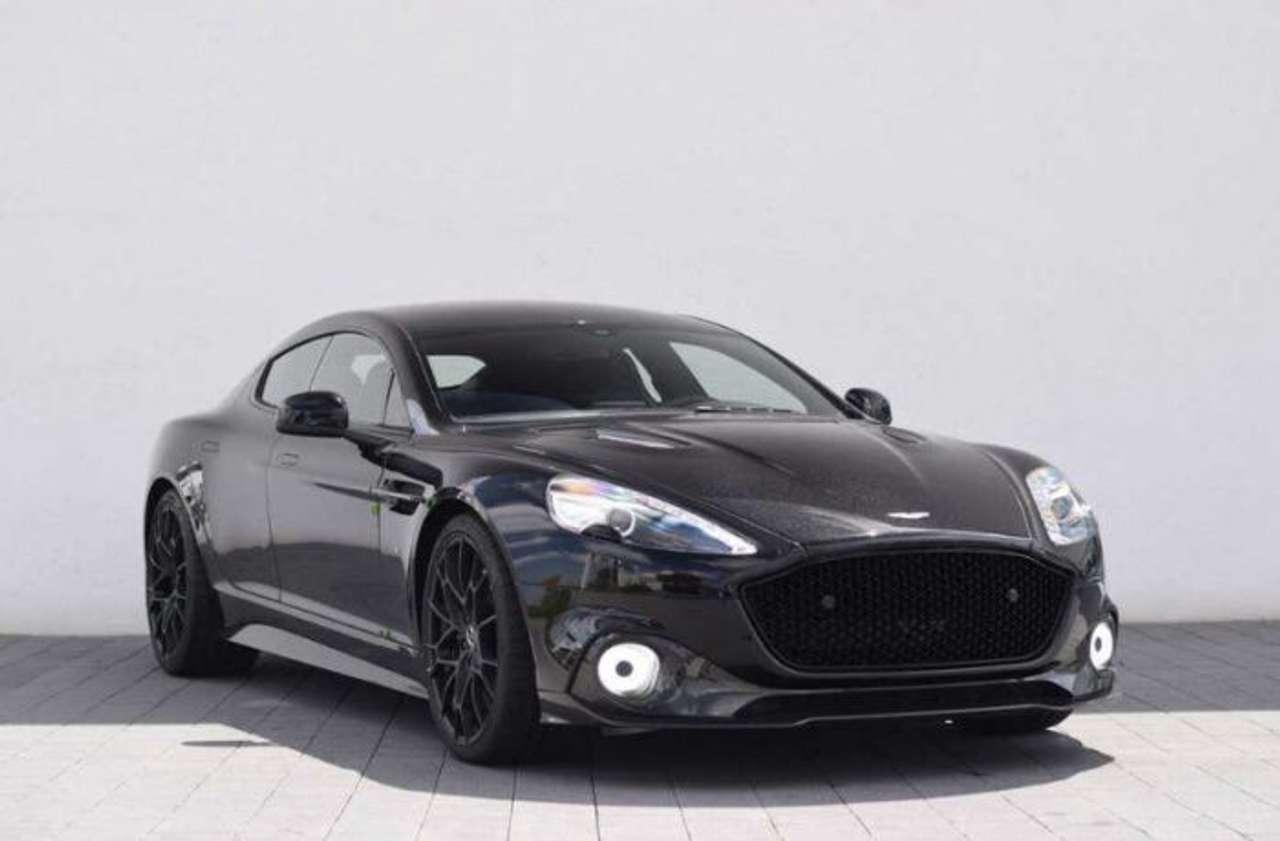 Coches por Aston Martin Rapide