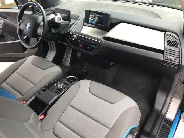Coches por BMW i3