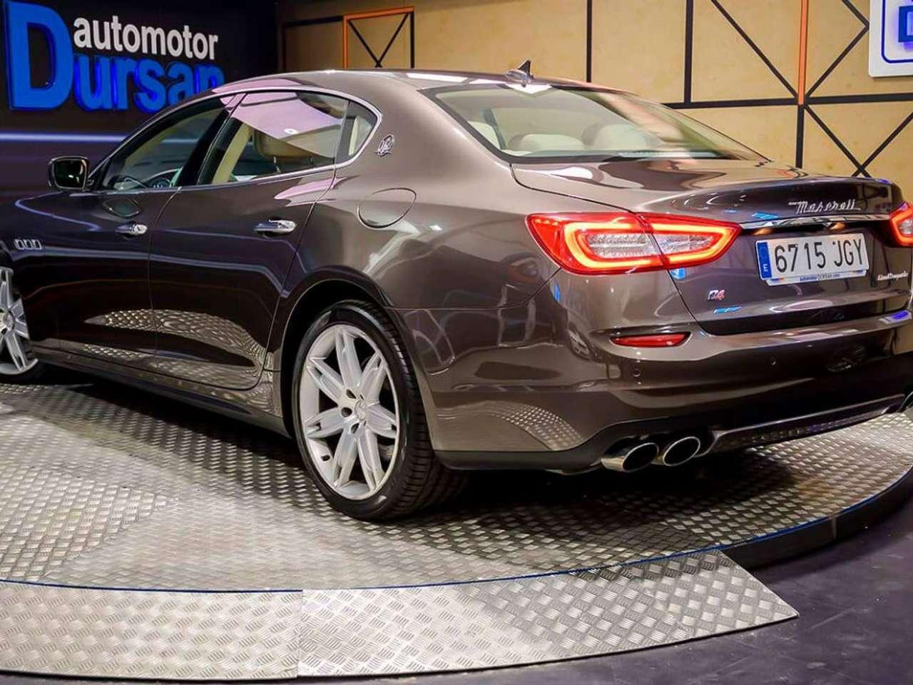 Coches por Maserati Quattroporte VI