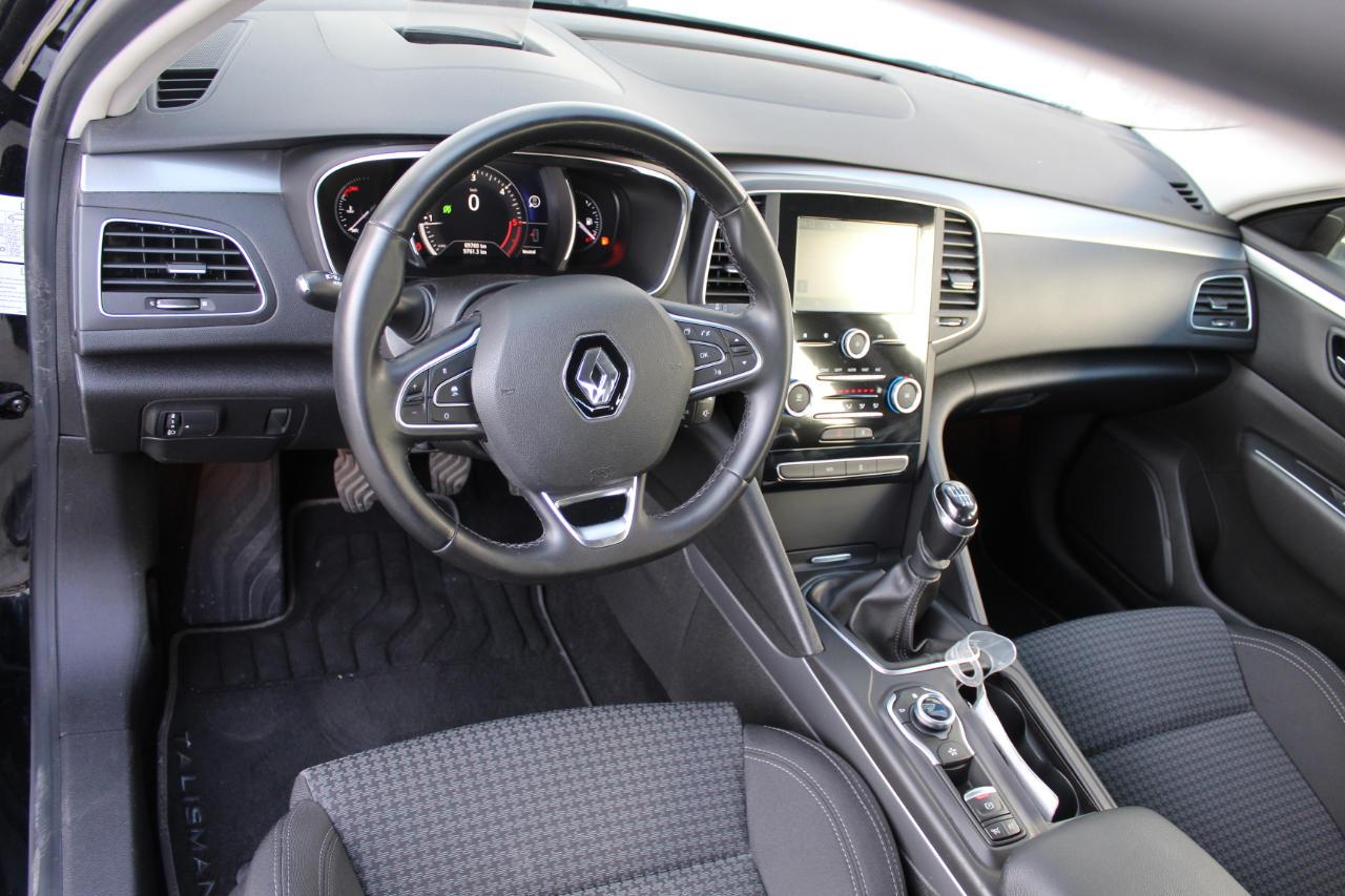 Coches por Renault Talisman