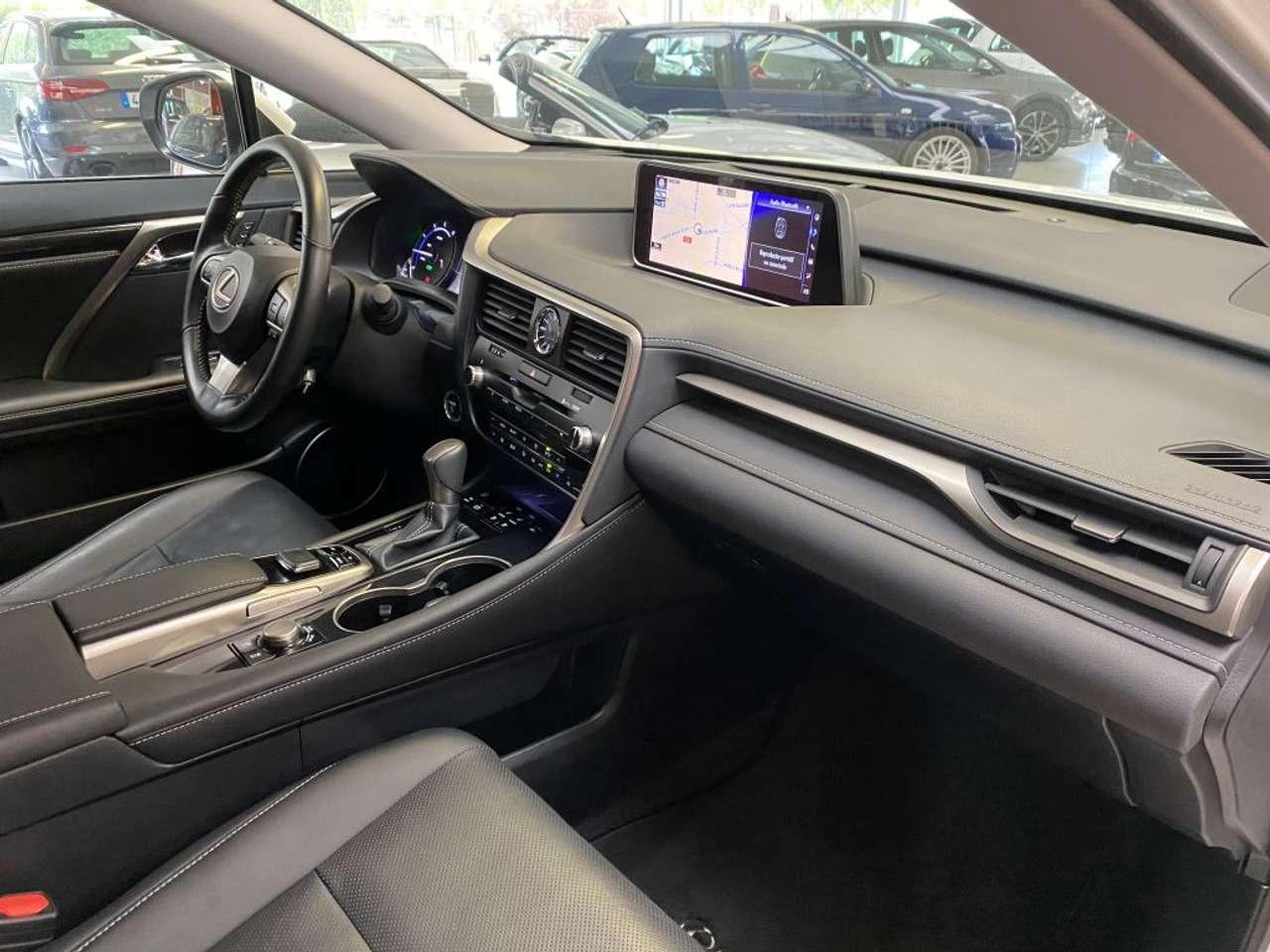 Coches por Lexus RX