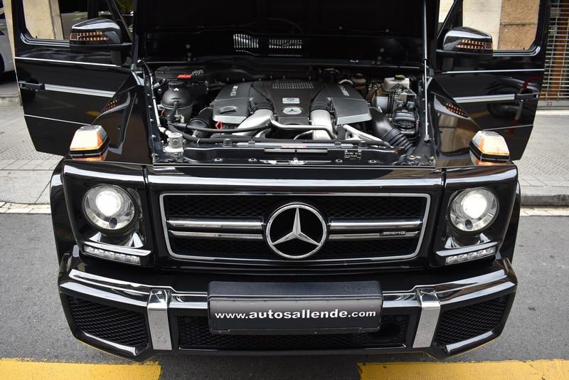 Coches por Mercedes G-Class