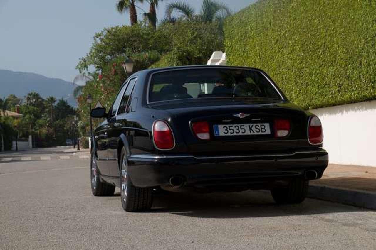 Coches por Bentley Arnage-based