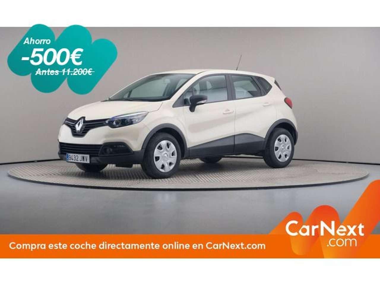 Coches por Renault Captur