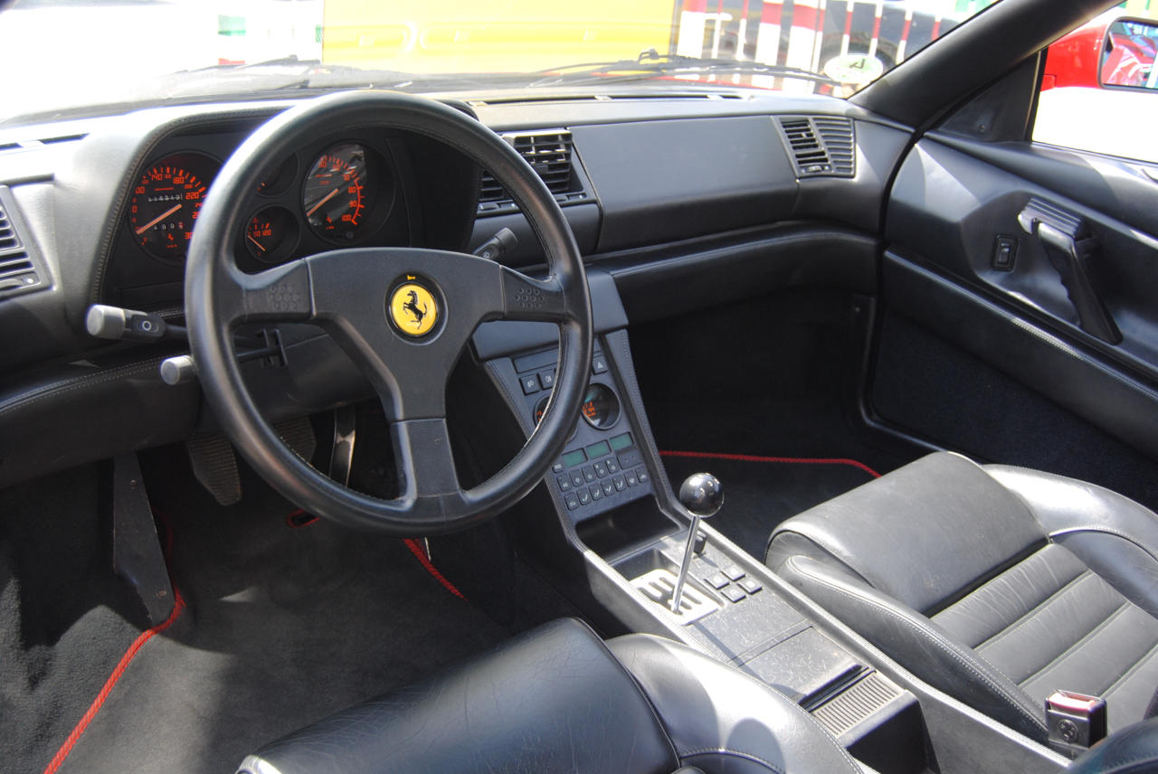 Coches por Ferrari 348