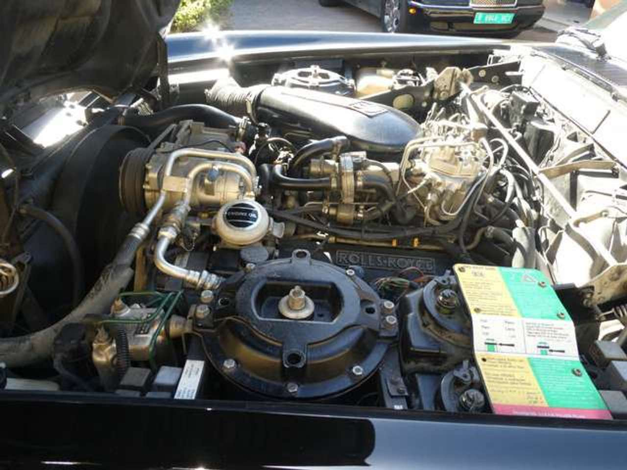 Coches por Rolls-Royce Silver Seraph