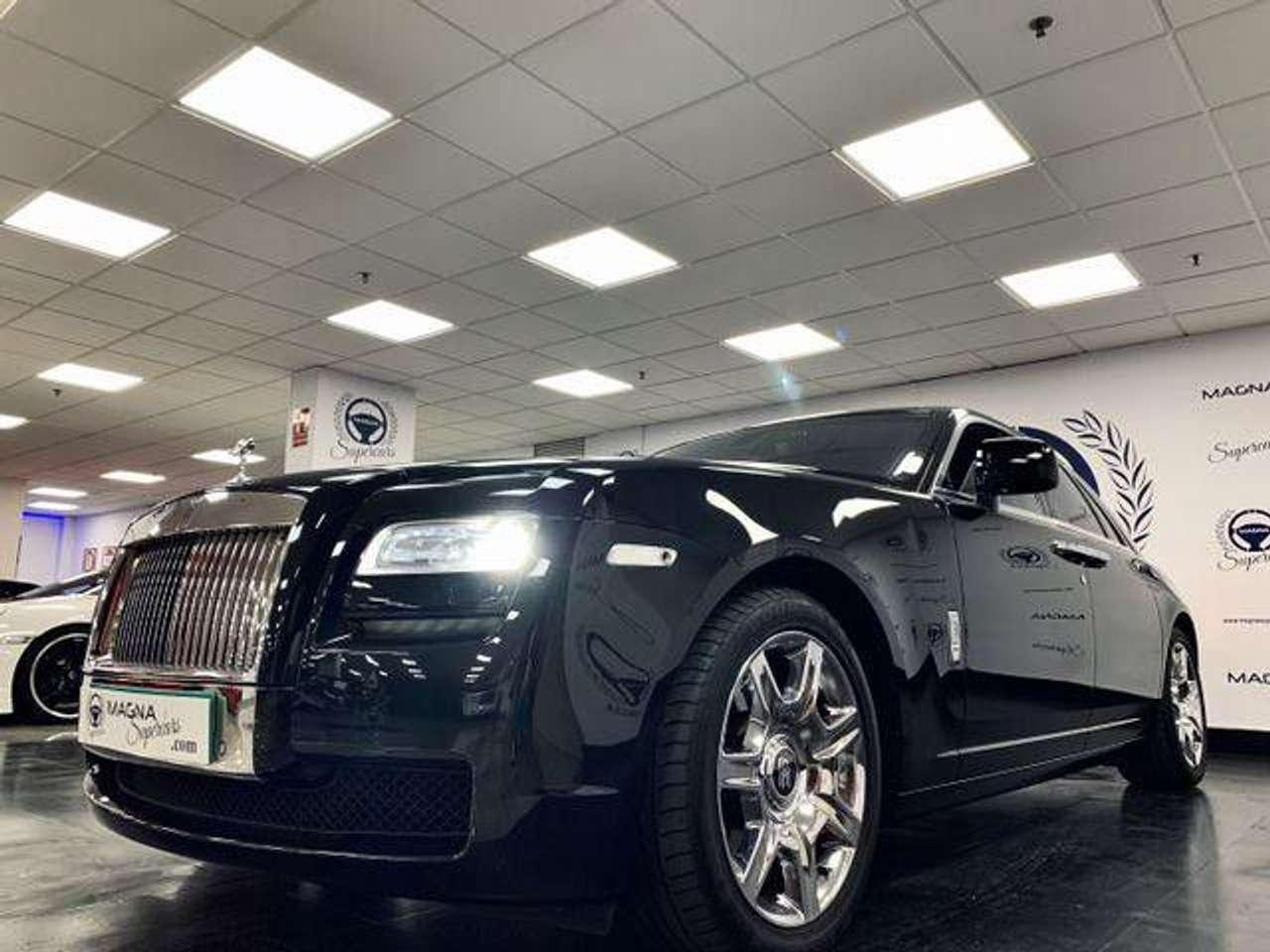 Coches por Rolls-Royce Ghost