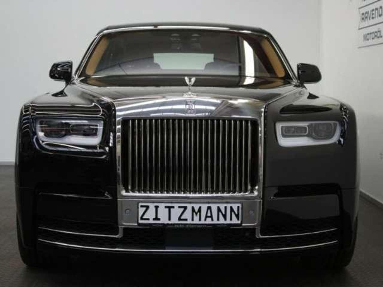 Coches por Rolls-Royce Phantom
