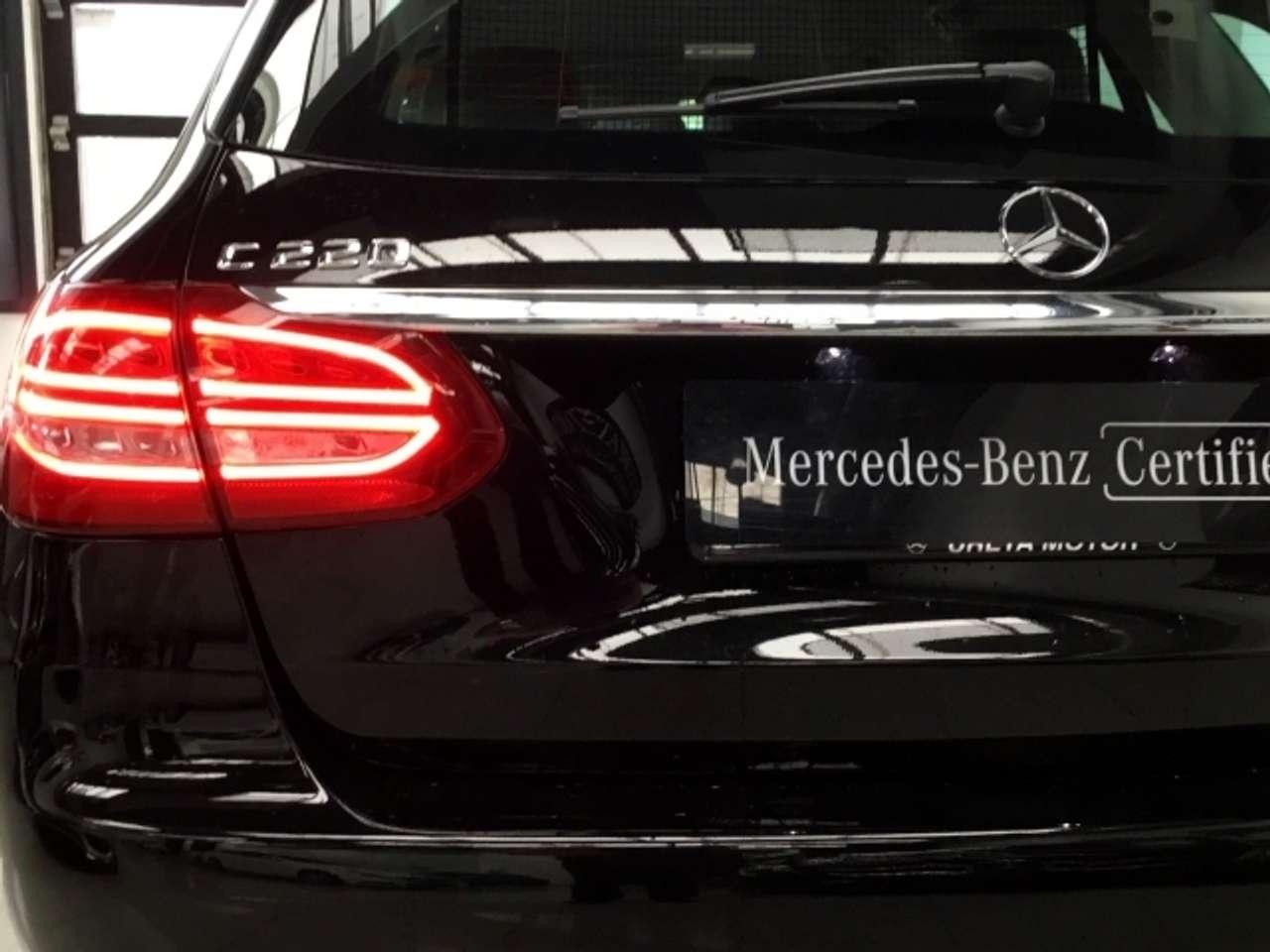 Coches por Mercedes C-Class