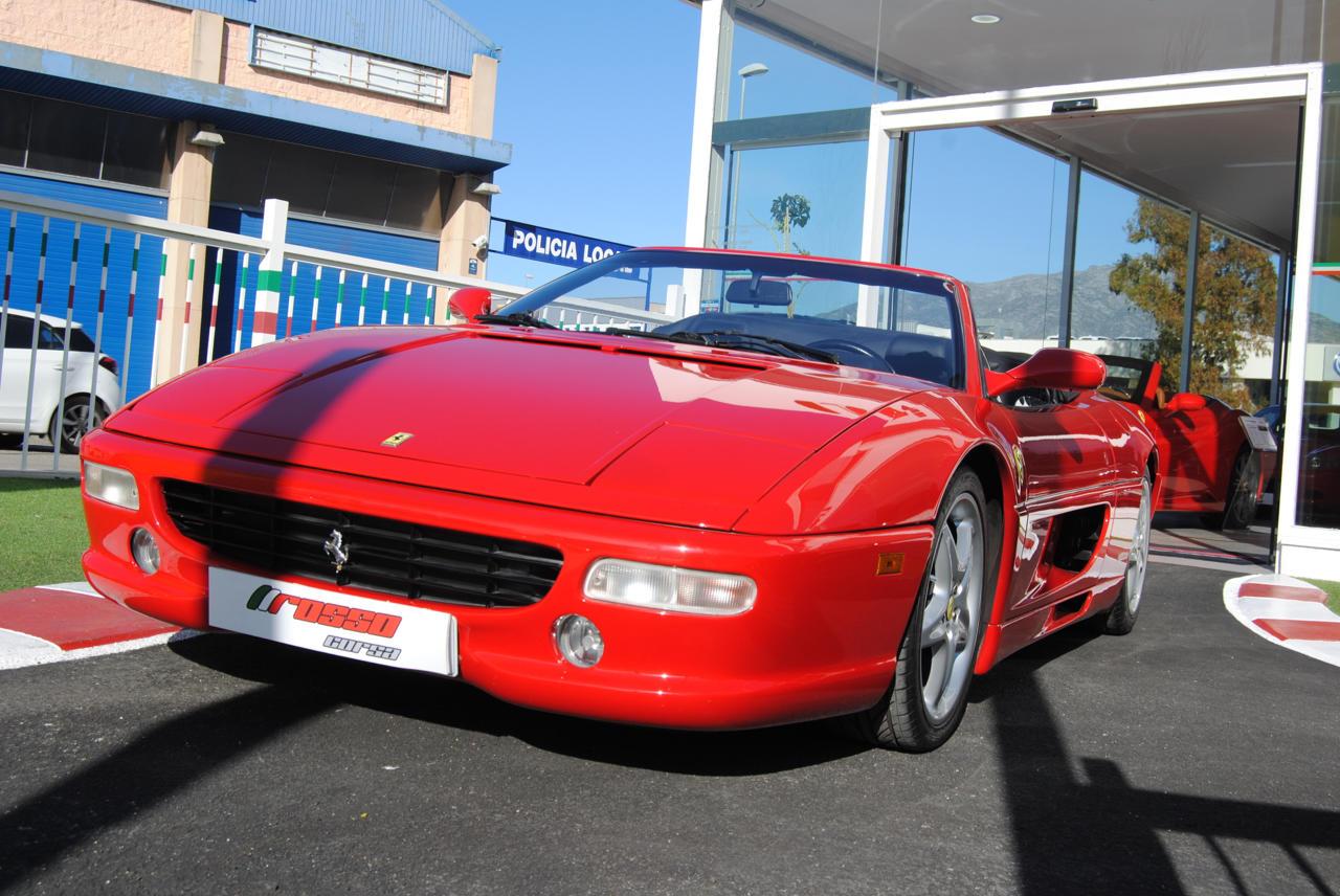 Coches por Ferrari F355