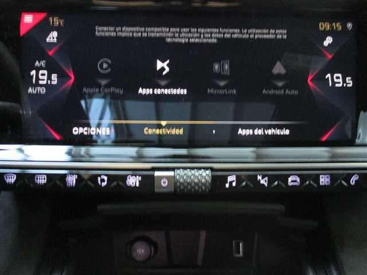 Coches por DS Automobiles DS 7 Crossback