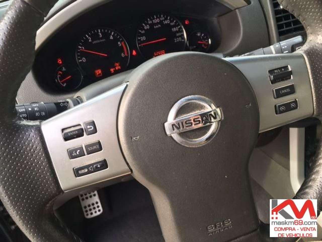 Coches por Nissan Pathfinder